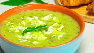 Суп-пюре из кабачков (Всегда вкусно!)
