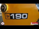 Introduction before the overview of the JCB 190 mini loader, мини погрузчик JCB190
