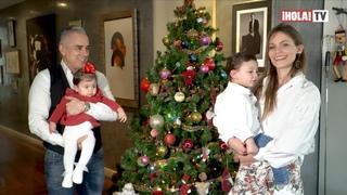 Jorge Enrique Abello presenta a su segunda hija y comparte sus planes para navidad   ¡HOLA! TV