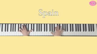 Spain Solo Piano