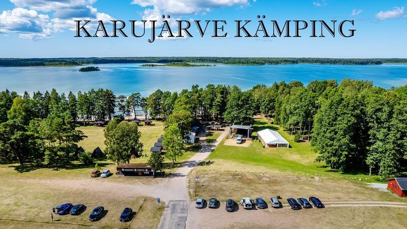 Karujärv Saaremaal 2021