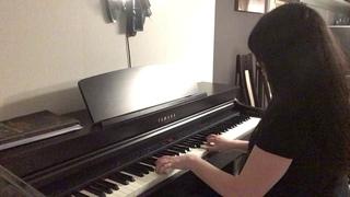 Love is blue - L'amour est bleu - Piano