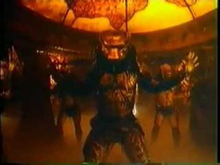 Predators dance to Bee Gees - Stayin' Alive