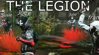 4 Legions, 1 Dwight
