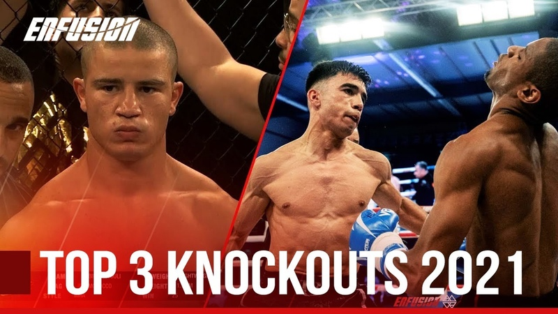 Top 3 Most SHOCKING Knockouts Of 2021
