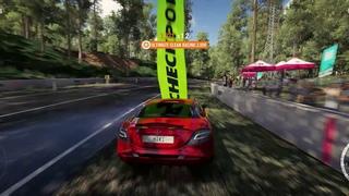 Forza Horizon 3 Dev Build - Mercedes-Benz SLR McLaren Gameplay [1440p60]