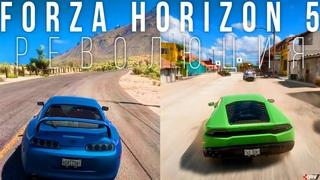 Forza Horizon 5 — Это нечто феноменальное. Слишком многообещающе | Все что нужно знать