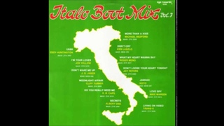 Italo Boot Mix 7 Side A (Best Audio)