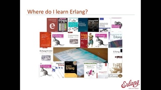 Learning Erlang - Easier than you think