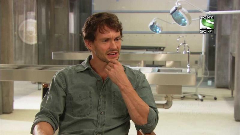 Ганнибал на SONY SCI FI Hannibal интервью Чего боишься ты
