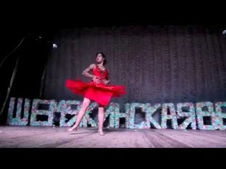"танец ""Я полюбила Вас,Марина Цветаева"" (Земфира)"