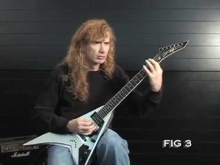 The Art of Shredding (Guitar lessons/licks by Lamb of God, Megadeth, Trivium, Arch Enemy)