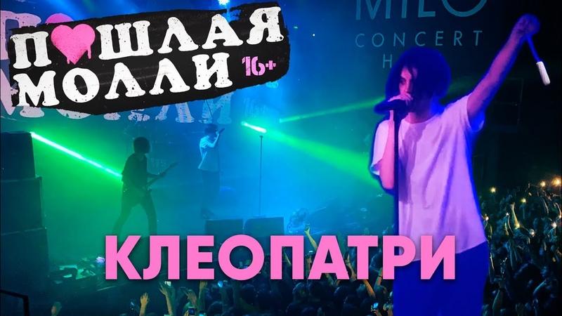 ПОШЛАЯ МОЛЛИ Клеопатри 21 02 2020 НИЖНИЙ НОВГОРОД