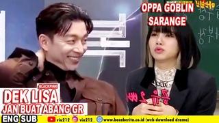 Gong Yoo Oppa Finally Noticed LISA Blackpink😍 #gongyoo #lisa