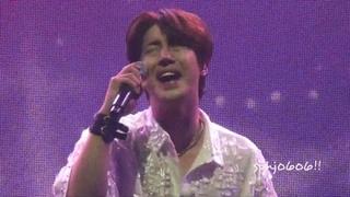 191116 Kim Hyun Joong Bio-Rhythm in Seoul - Wait for me
