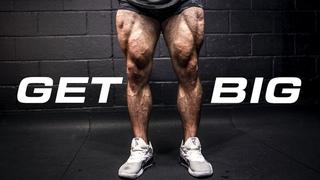 PERFECT Leg Workout (TIME TO GROW!)