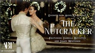 THE NUTCRACKER Pas de Deux   Featuring Isabella Boylston and James Whiteside