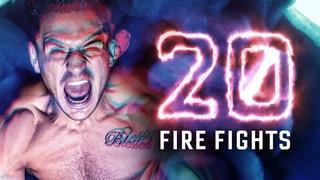 20 Fire Fights | Bellator MMA