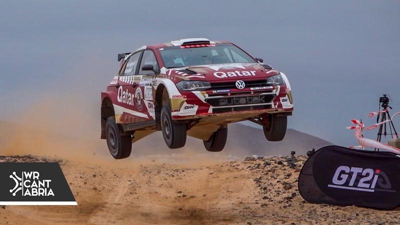 Rally Isla de los Volcanes Lanzarote CERT 2021 @WRCantabria