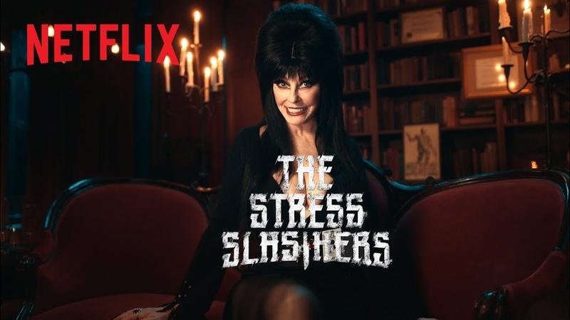 Netflix Chills Stress Slashers Netflix