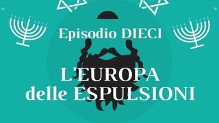L'Europa e le espulsioni degli ebrei dai regni medievali