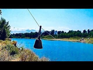ПЕРЕСТАВИЛ ЗАКИДУШКИ И НЕ ЗРЯ! БЕШЕННЫЙ КЛЕВ САЗАНА. Удачная рыбалка на реке Ахтуба 2021.