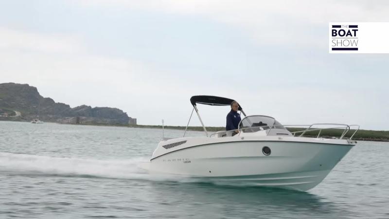 ITA KARNIC SL 602 Prova The Boat Show