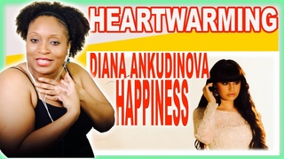 Diana Ankudinova - Happiness (Official)-REACTION   ENG. SUBS
