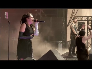 Within Temptation - Mad World - Live at Hellfest 2019 - (Pro-Shot) - (HD)