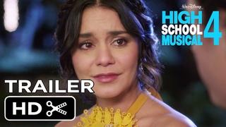 HIGH SCHOOL MUSICAL 4 (2021) - Teaser Trailer Concept Zac Efron, Vanessa Hudgens Disney Musical