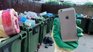 Как я зарабатываю лазая по мусоркам Питера ? Dumpster Diving RUSSIA #3