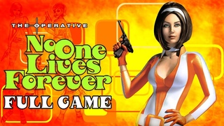 The Operative: No One Lives Forever - Full Game Walkthrough (1080P 60FPS)