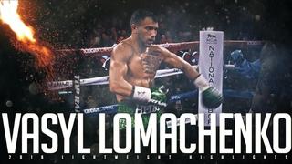 Vasyl Lomachenko Defense, Footwork & Speed - UNSTOPPABLE ᴴᴰ