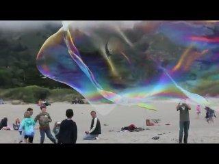 Giant Stinson Beach Bubbles =)