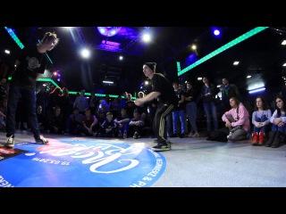 xNVR9xHip-Hop PRO 1/4x Тим Шанидзе vs Шуняева Мария