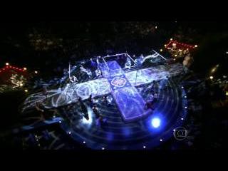 "Cirque du Soleil Corteo Tournik Act ""Altas Horas"" Brasil"