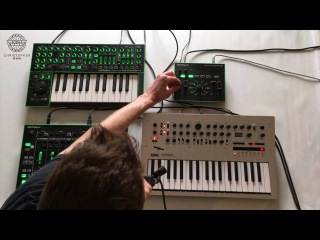 Christopher Kah - Session IV with Minilogue + TR-8 + VT3 + System-1