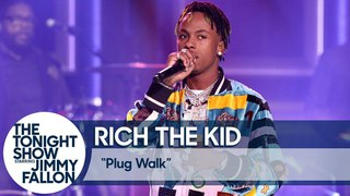 Rich the Kid - Plug Walk (Live) [Рифмы и Панчи]