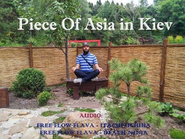 PIECE OF ASIA in Kiev Кусочек азии в Киеве 2017