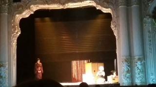 """Мадам Баттерфляй""""  в Санктъ-Петербургъ опера. Второй акт, первая часть."""