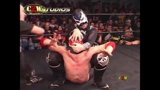[FREE MATCH] Kevin Steen & El Generico vs.  Super Dragon & Excalibur ()