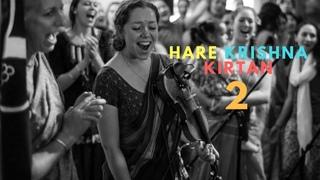 Jahnavi Harrison Hare Krishna Kirtan 2