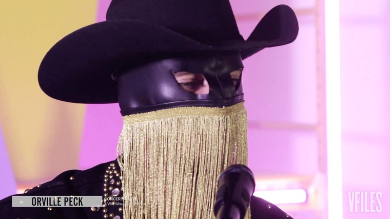 Orville Peck covers 'I Will Always Love You' Dolly Parton Concert 4 No 1 VFILES LOUD