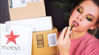 Распаковываю и пробую новую косметику с распродаж! | Hourglass, помады Pat McGrath, minigold Denona