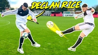 YOU WON'T BELIEVE THESE SKILLS! 😱🔥 FT. DECLAN RICE