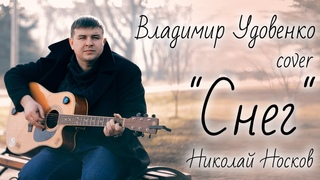"cover Николай Носков -""Снег"" исполняет Владимир Удовенко"