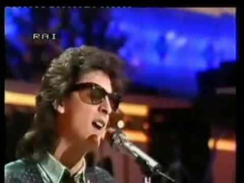 Giampiero Artegiani e le rondini sfioravano Il grano Sanremo 1986