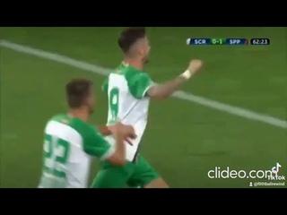 RAPID VIENNA-SPARTA PRAGA 2-1 2021/22 UEFA Champions League Рапид Спартак