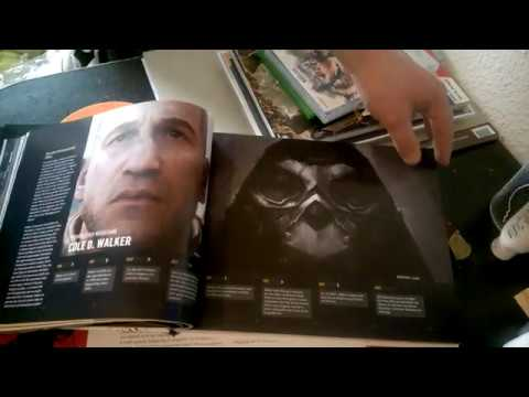 The world of Ghost Recon Breakpoint Book