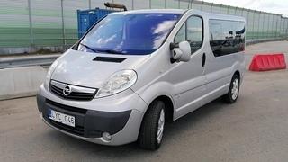 Opel Vivaro 2007г. Westfalia за 7900 💶. UAB Viastela